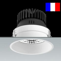 Downlight Luminy 3000lm - 3000K - 68°