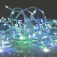 Guirlande 160 LEDs animées 5m Glacial
