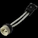 Douille céramique GU10 + Câble