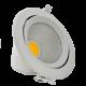 Projecteur encastré Escargot  2400lm - 3000K - 45°
