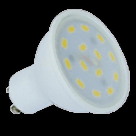 Ampoule GU10 6W - 4000K - 45°
