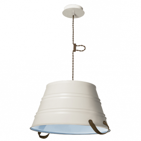 Suspension vintage Bucket