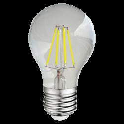 Ampoule led à filament cob - E27 - 6W - 300°
