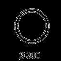 Plafonnier Hublot avec détecteur 1400lm - 4500K - 160°