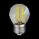 Ampoule LED E27 G45 Filament 4W 2700K