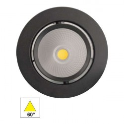 Encastré Orientable LED 31W 4000K 60° IRC80