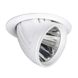 Encastré orientable BRAZ LED 31W 4000K 60° IRC80