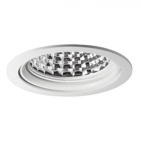 Spot led encastrable Roy 3000lm - 4000K - 42°