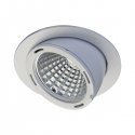 Spot led encastrable Smogled  2000lm - 3000K - 27°