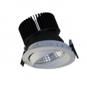 Spot led encastrable First  3000lm - 3000K - 25°