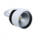Spot led encastrable Disco 3000lm - 3000K - 14°