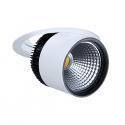 Spot led encastrable Disco 3000lm - 3000K - 42°